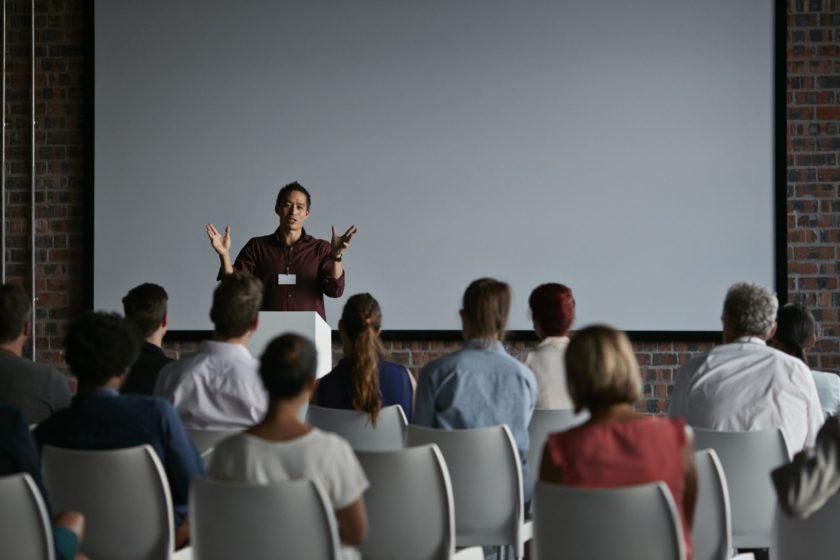 How to Give a Presentation Like a Pro