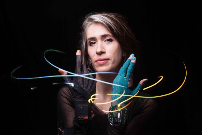 Glove from Imogen Heap Will Change the Way You Make Music