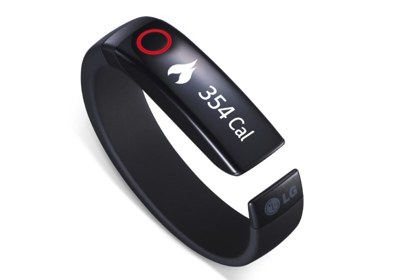 LG Lifeband Touch | Wearable Devices