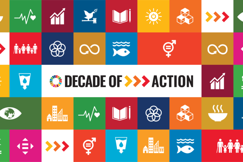 UN Working to Fight COVID-19 and Achieve Global Goals