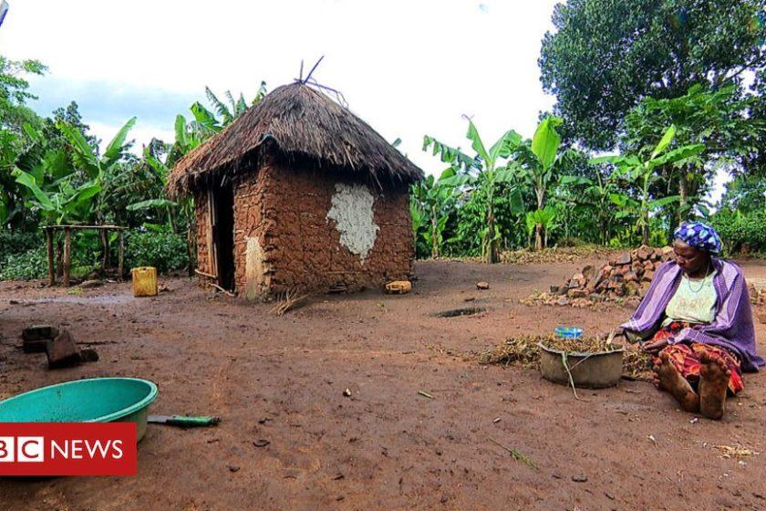 The Ugandan village devastated by elephantiasis