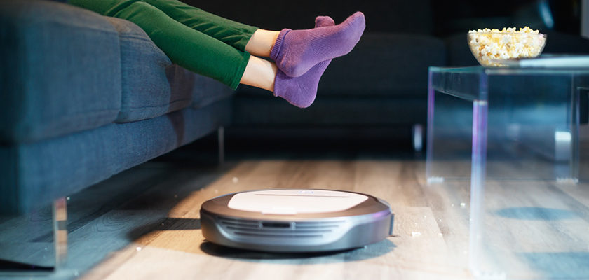 8 robots to brighten up your home