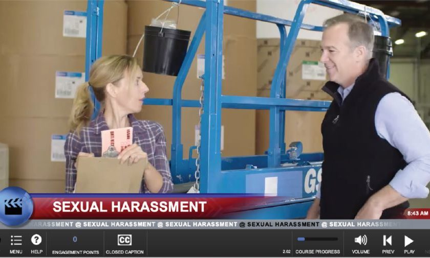 8 tips to modernize sexual harassment training and improve workplace culture | 2020-05-28