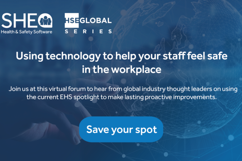 HSE Global Series and SHE Software Virtual Event