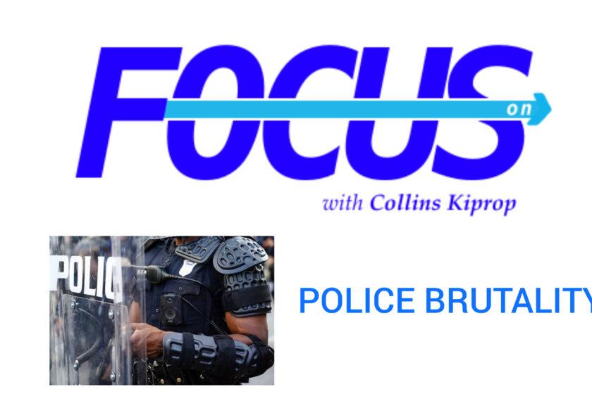 CRIME FOCUS; POLICE BRUTALITY