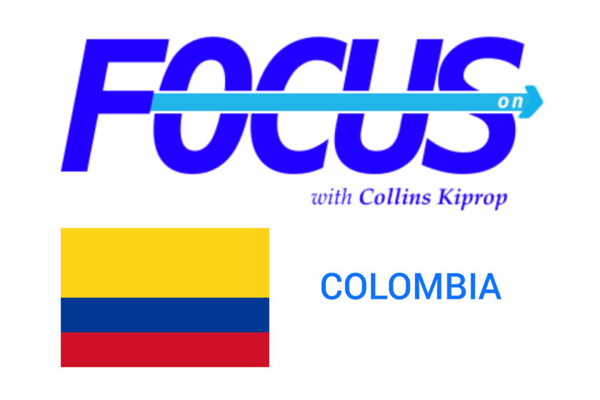 CRIME FOCUS; COLOMBIA