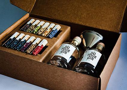 Our 5 favorite DIY alcohol kits