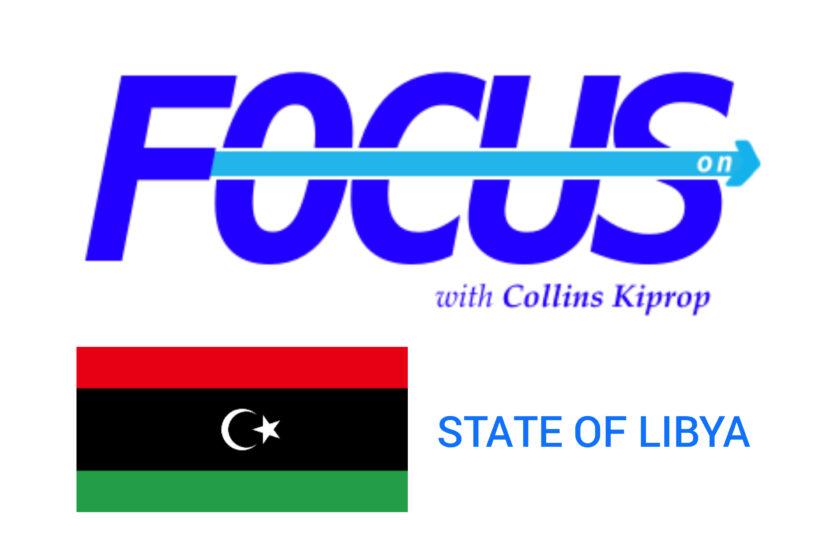 CRIME FOCUS; STATE OF LIBYA