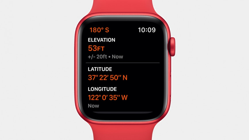 Apple Watch Series 6 alitimer