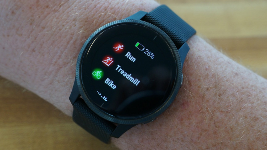 Garmin Venu v Venu Sq v Vivoactive 4: Sporty smartwatch face-off