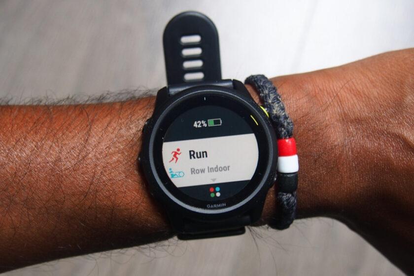 Garmin's triathlon watch raises questions