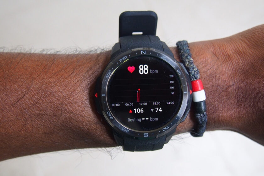 Honor Watch GS Pro review: light on outdoor substance