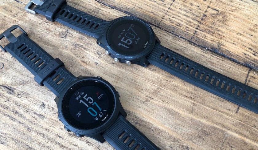 How to connect and pair a Garmin watch to your smartphone