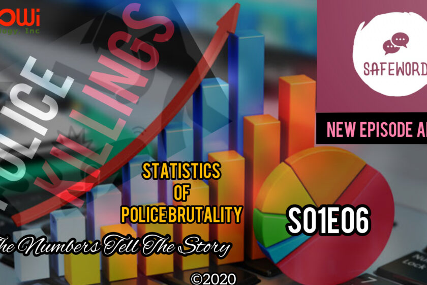 SAFEWORD:S01E06; STATISTICS OF POLICE BRUTALITY