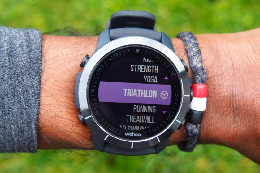 Wahoo Elemnt Rival review: strong triathlon tracker