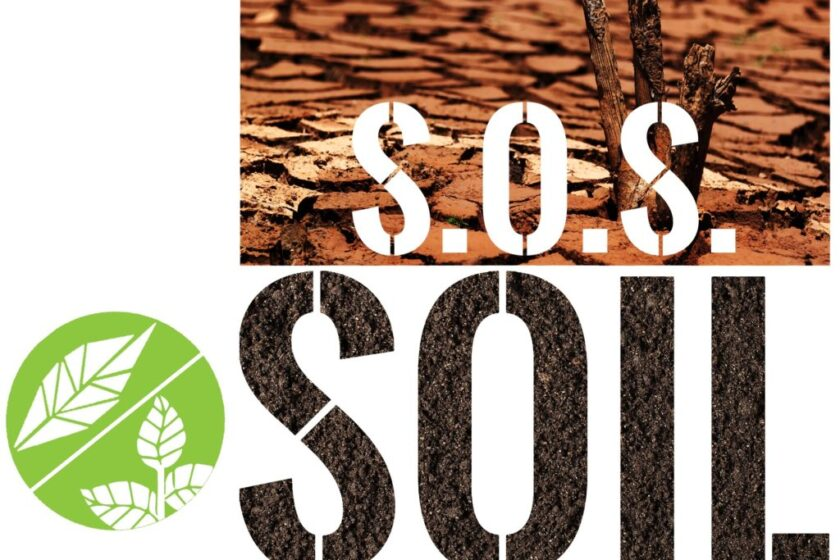 """Gore Signs S.O.S. SOIL´s Manifesto to Help """"Save Organics in Soil"""""""