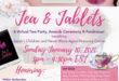 Tea & Tablets