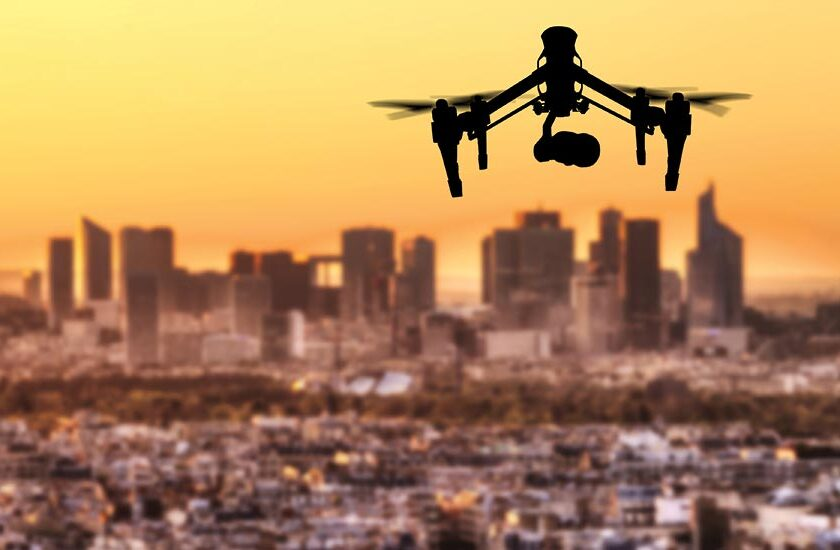 Things are looking up for the commercialization of drones | 2021-01-12