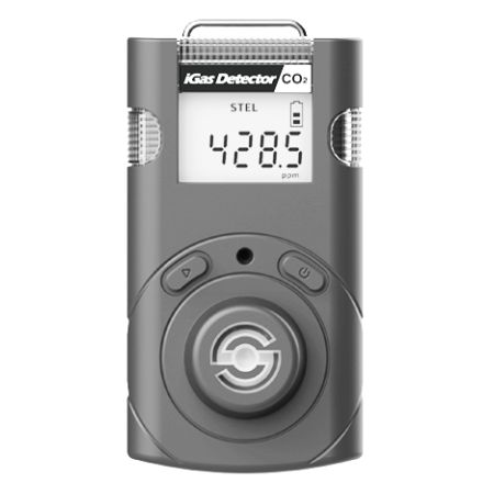 iGAS Portable CO2 Detector Available from IGD