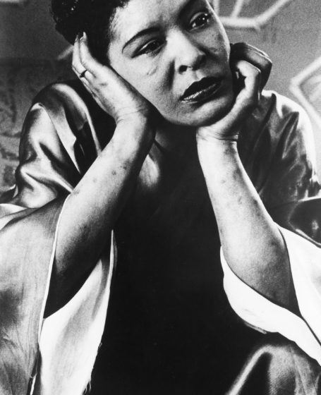 Billie Holiday – The Positive Community