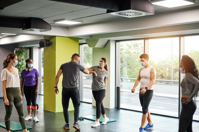 Proper mask use is crucial in gyms, CDC says