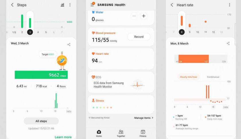 The ultimate guide to getting fit with Samsung's app