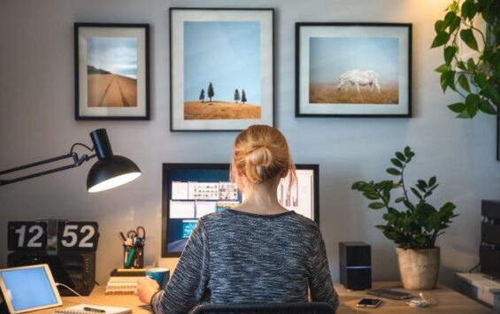 How can consumers find the most success while working from home?
