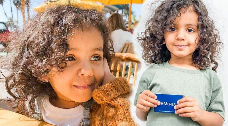 A two-year old from California is the youngest American to become a member of Mensa – The Positive Community