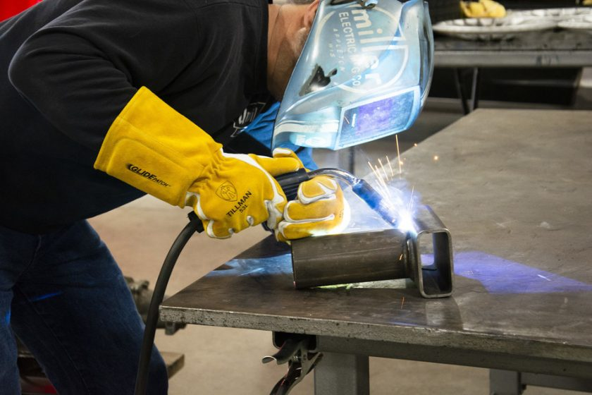 Tillman's New 53 MIG Welding Glove brings exceptional level of comfort and protection | 2021-05-27