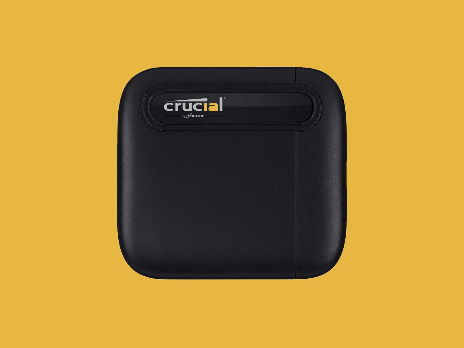 Crucial X6
