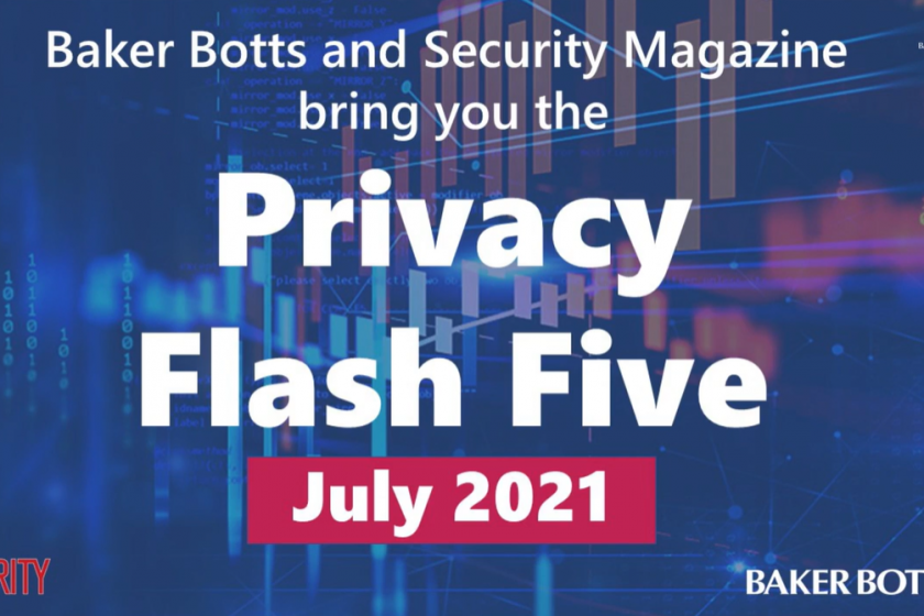 Data Privacy Briefing for July 2021 is now available   2021-07-30