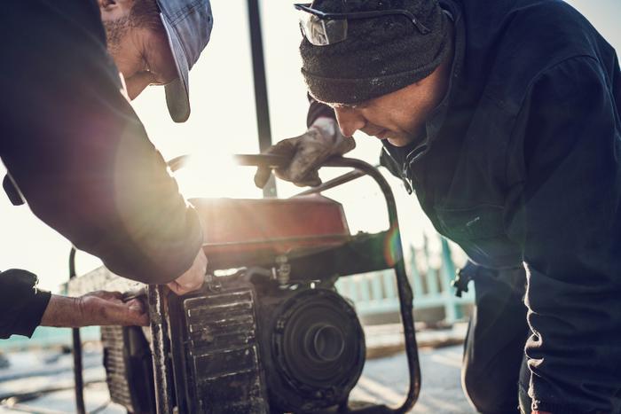 Generators recalled for severed fingers