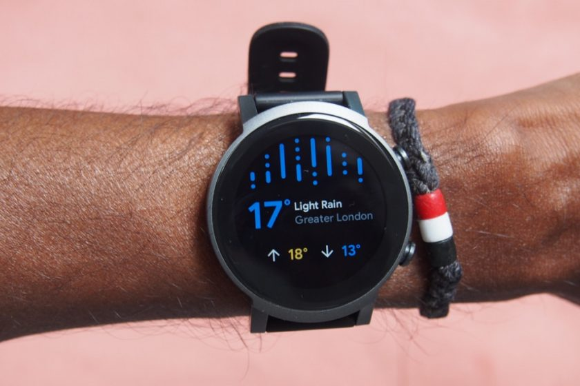 strong Wear OS contender but time will tell
