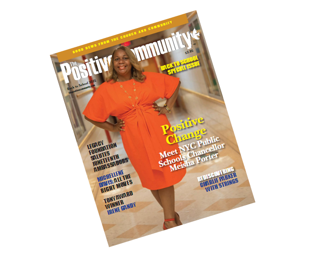 Covered by her Comforter – The Positive Community