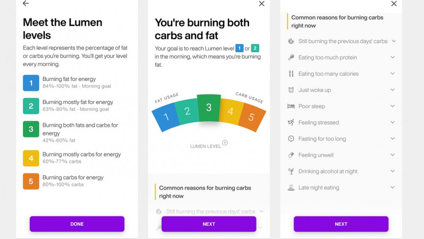 I used the Apple Watch and Lumen to try to hack my metabolism