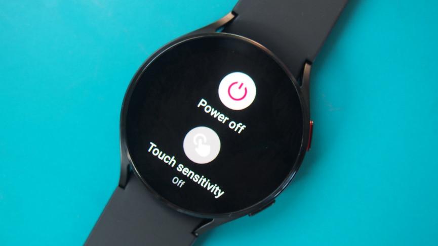 turn off the Samsung Galaxy Watch 4