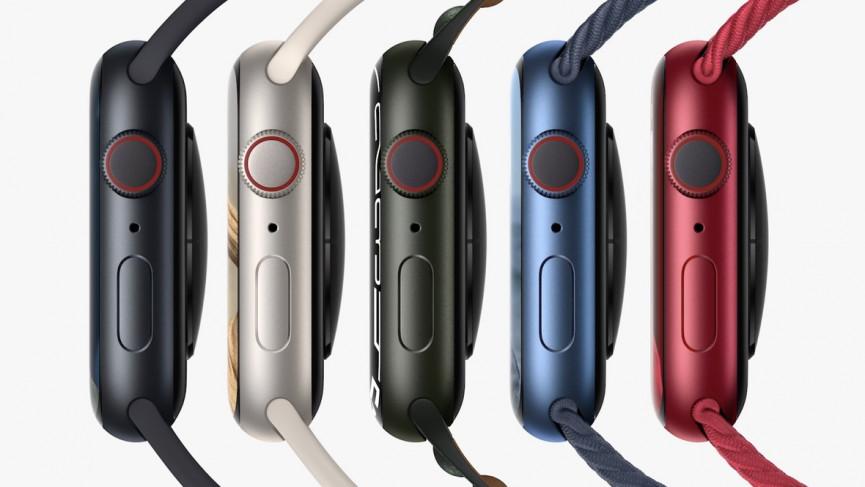 Apple Watch Series 7 colors