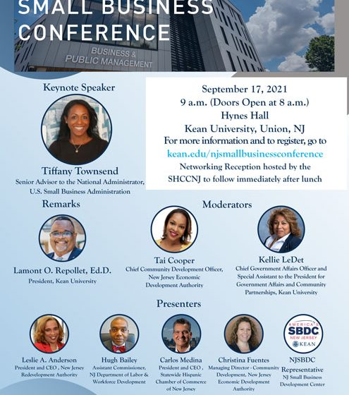A Small Business Conference – The Positive Community