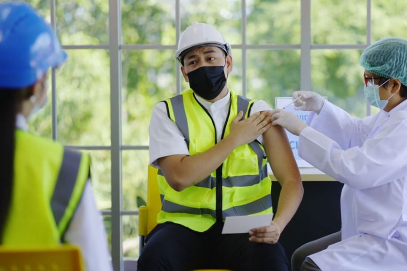 Now that Pfizer vaccine has FDA approval, expect more companies to begin implementing workplace rules | 2021-09-01