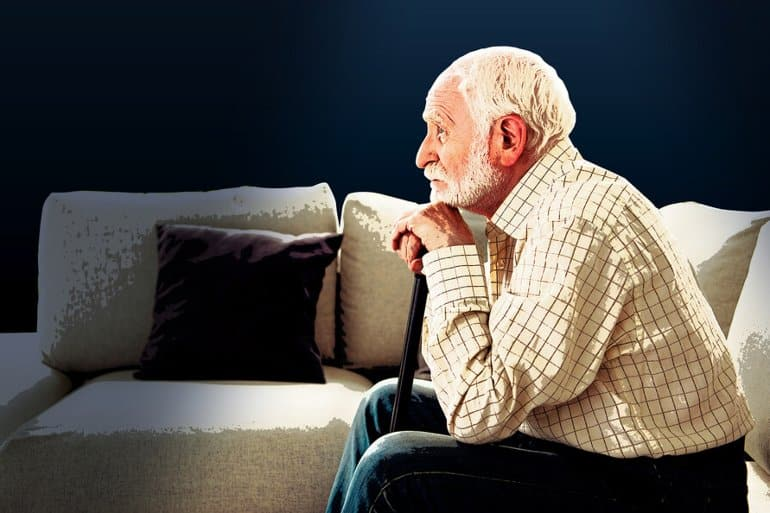 Social Isolation Can Be Deadly for Older Adults
