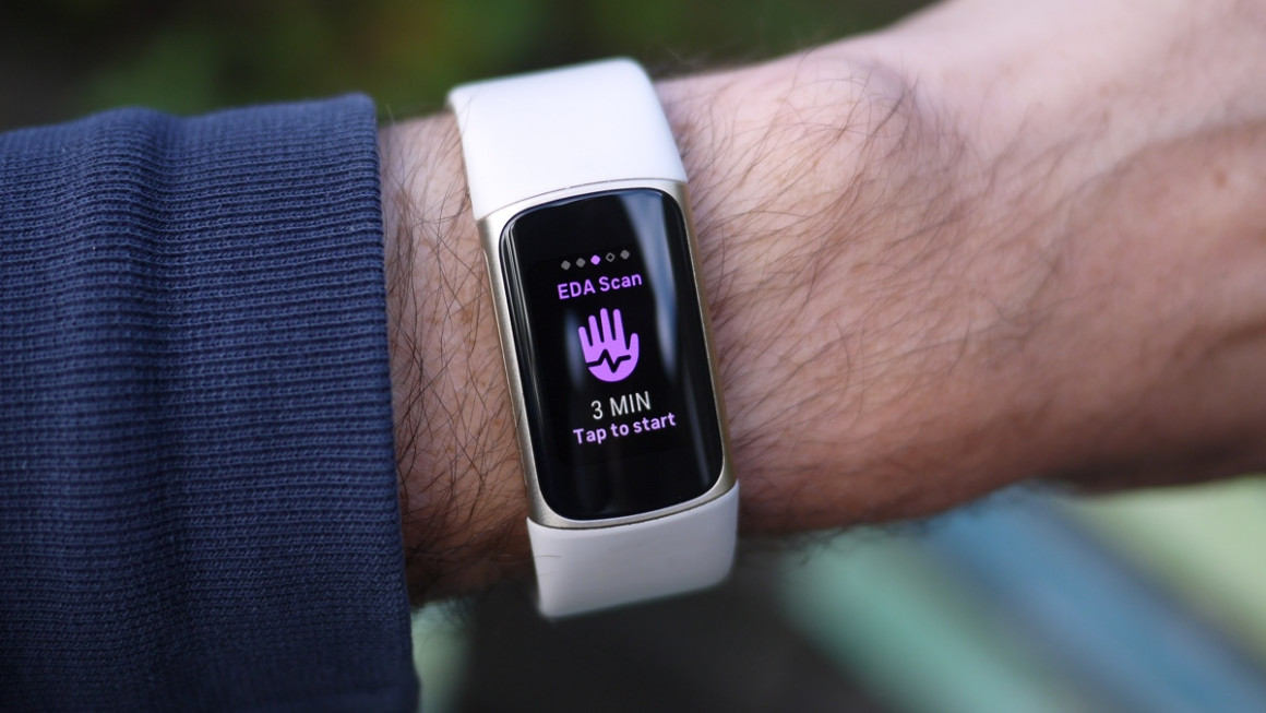Fitbit Charge 5 EDA