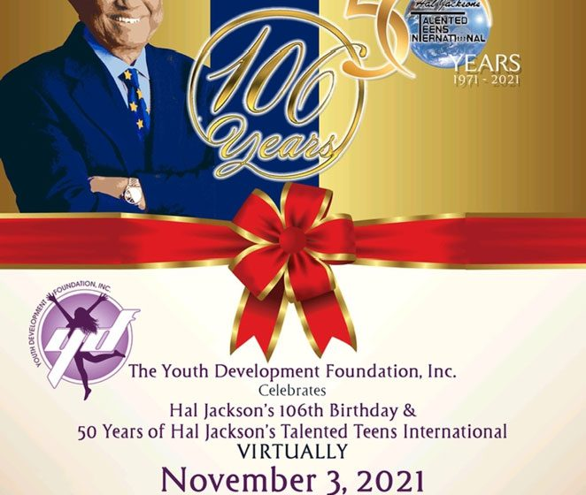 Hal Jackson's Heavenly 106th Birthday and 50 Years of HJTTI – The Positive Community