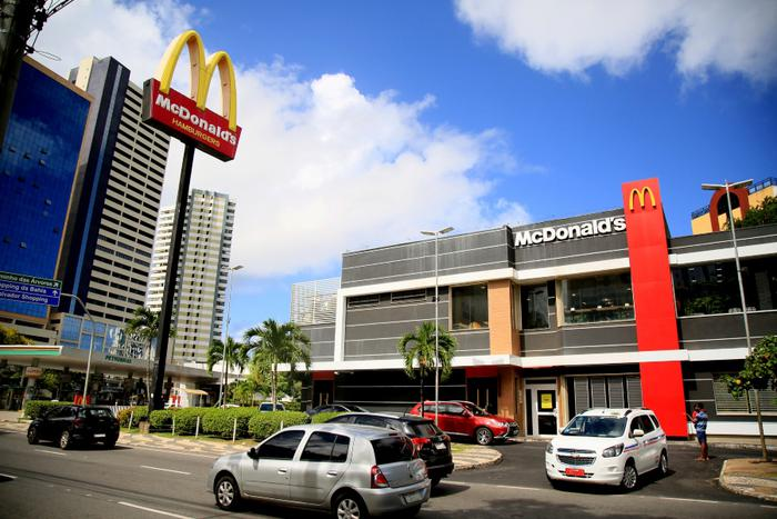 McDonald's to offer free 'Thank You' meals to educators this week